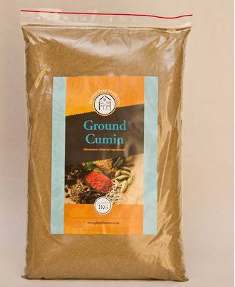 Cumin Ground