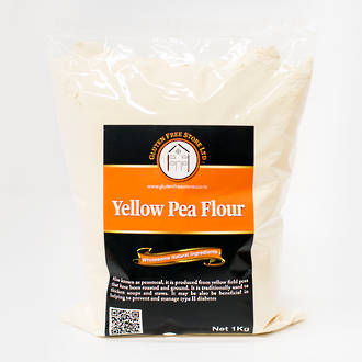 Yellow Pea Flour